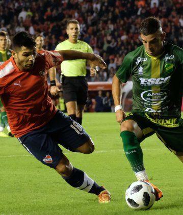 Independiente vs. Defensa y Justicia