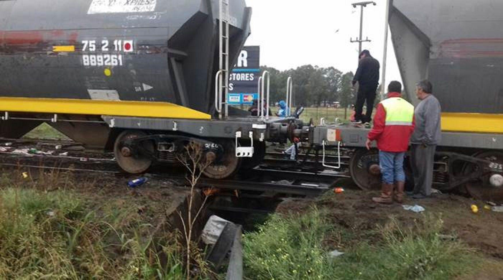 VIDEO: Se quedó sin frenos, saltó del camión y protagonizó un milagro