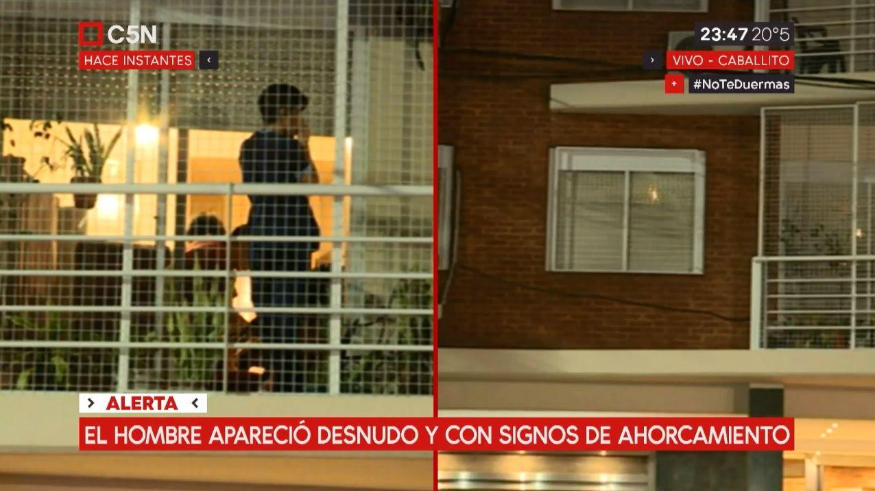 El asesinato ocurrió en un departamento del barrio porteño de Caballito