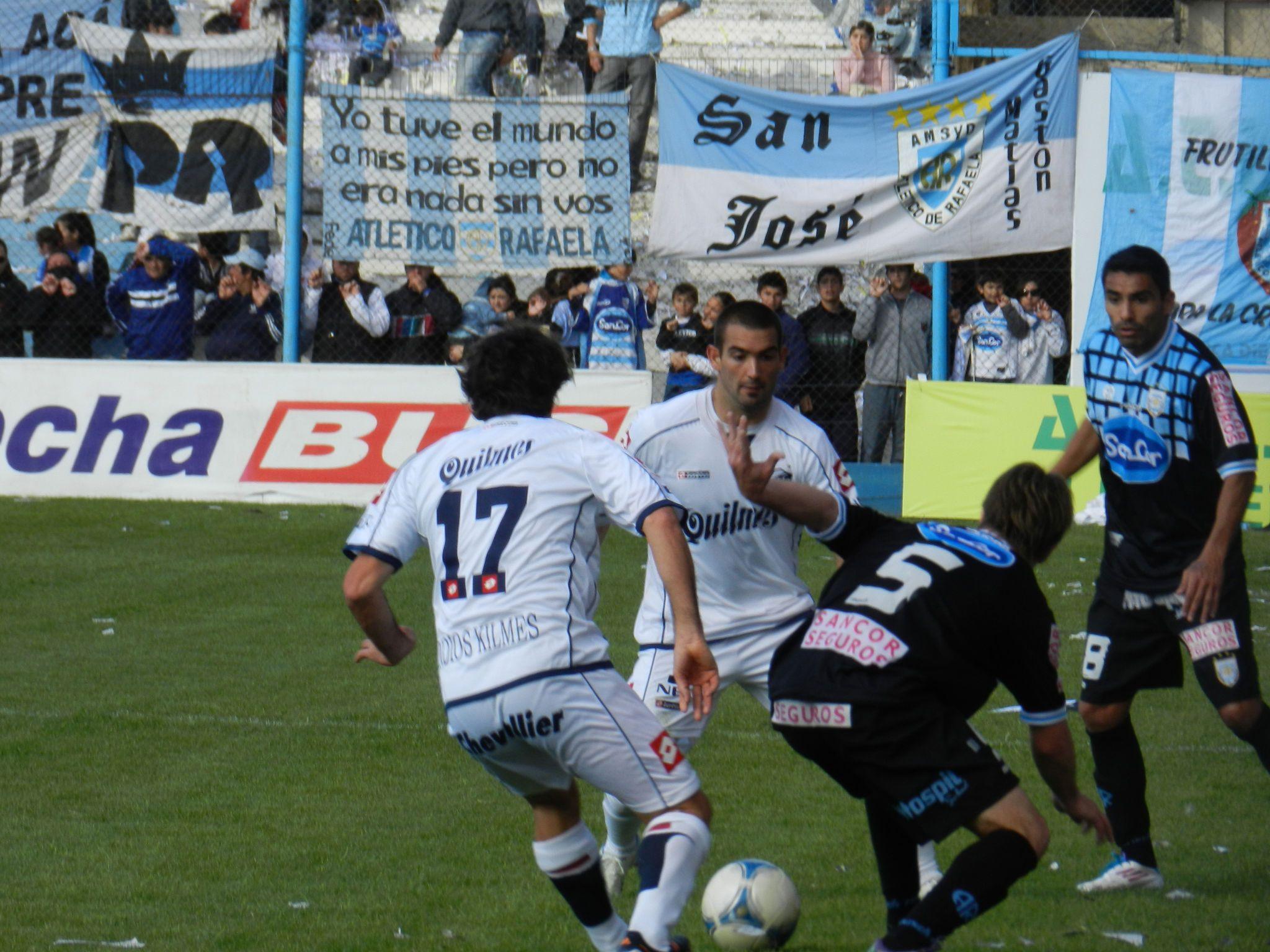 Quilmes y Atlético Rafaela