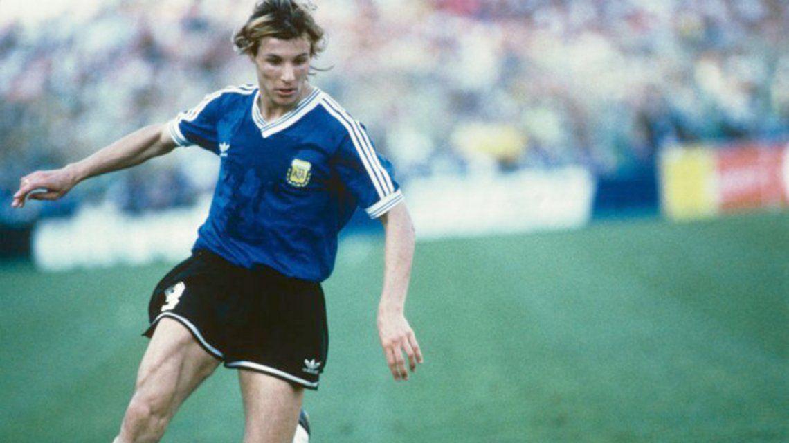 Claudio Paul Caniggia en Italia 90
