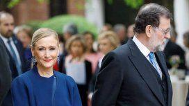 El robo de unas cremas apura la renuncia de la presidenta de Madrid