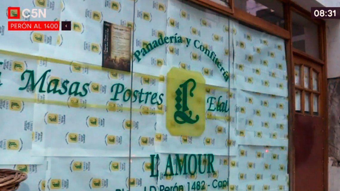 Cerró una panadería de más de 30 años por el aumento de las tarifas
