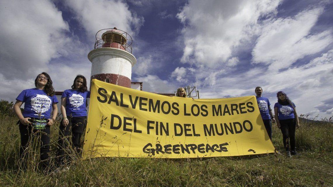 Greenpeace Argentina le dio licencia laboral al director denunciado por acoso sexual