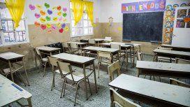 La Provincia le descontará los días a los docentes que hagan paro
