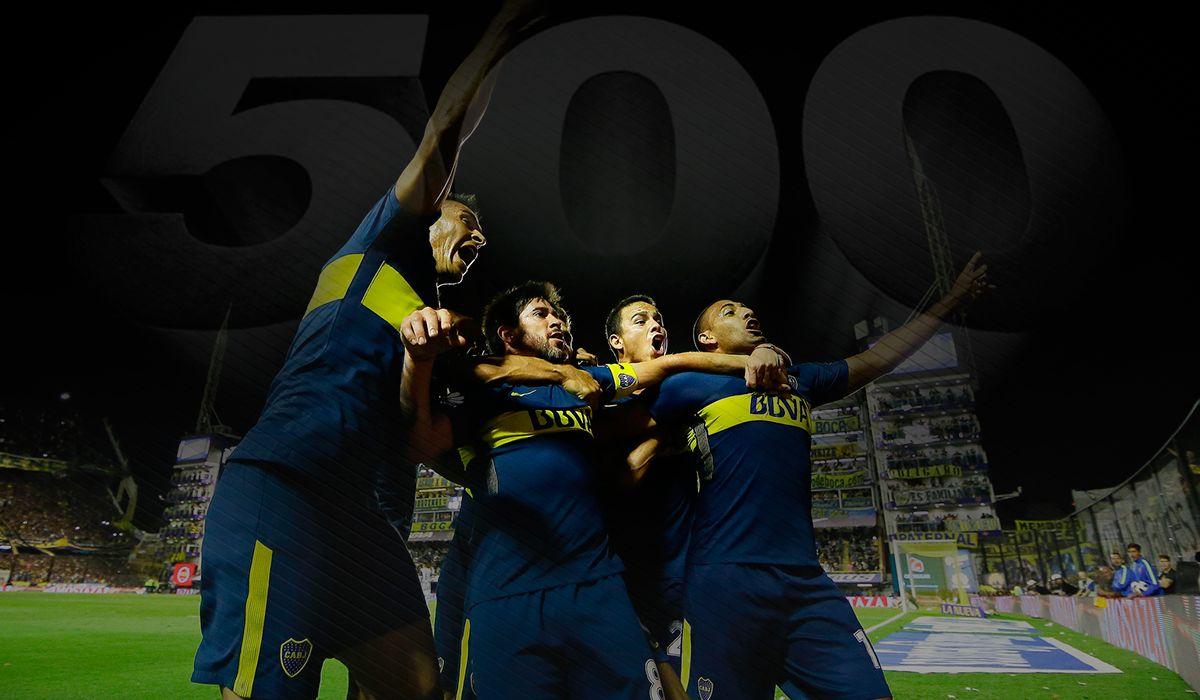 500 veces Boca: los números de la supremacía xeneize en el fútbol argentino
