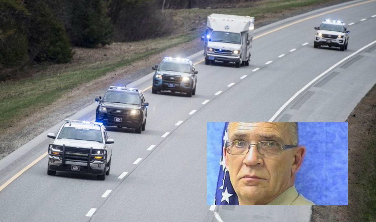 Eugene Cole tenía 62 años; es el primer policía en 30 años que muere asesinado
