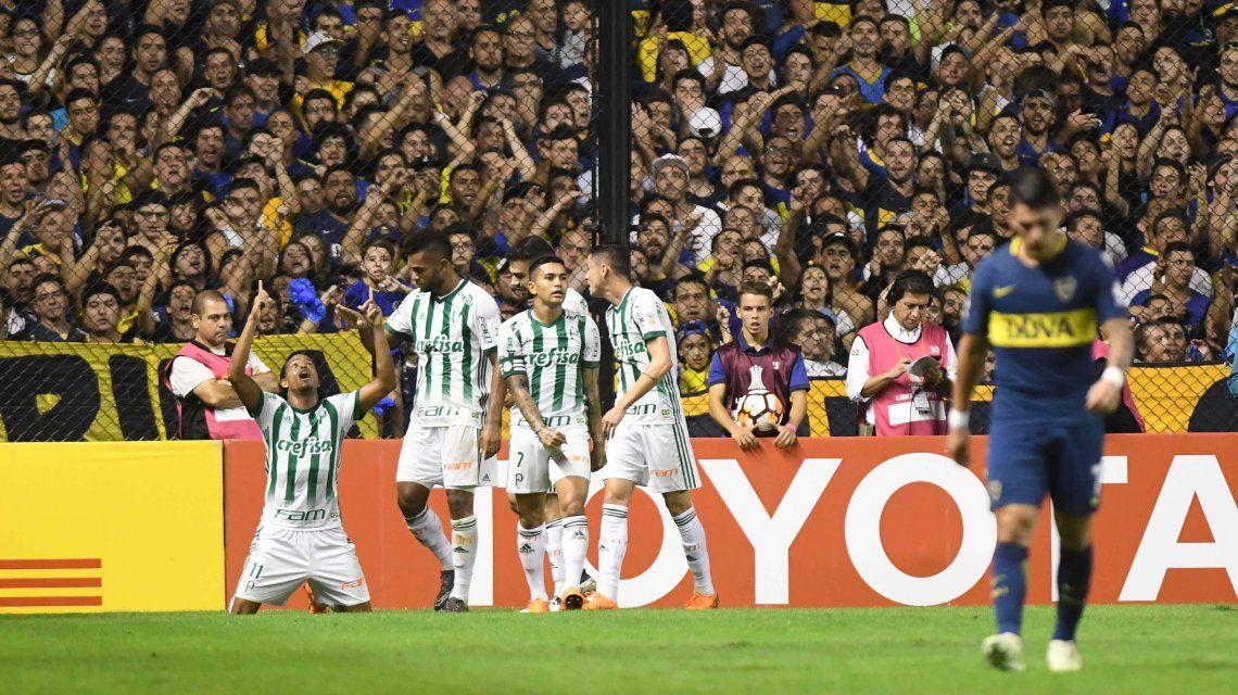 Tras la derrota con Palmeiras, dos glorias de Boca destrozaron al plantel