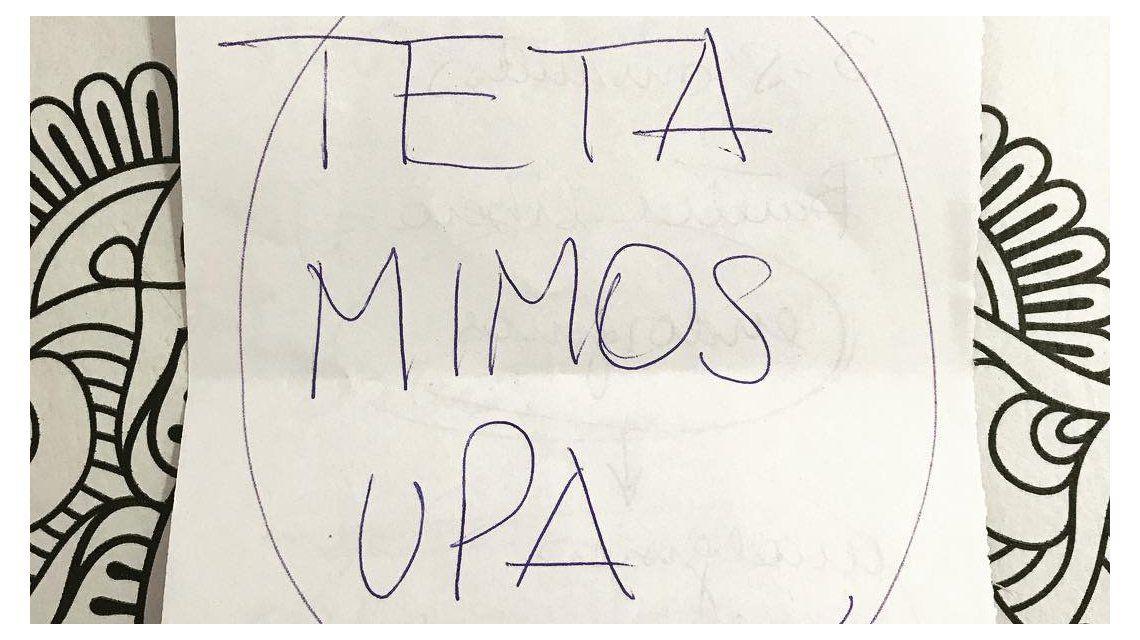"""BAHÍA BLANCA: """"Teta, mimos, upa"""", la receta que se volvió el viral más tierno"""