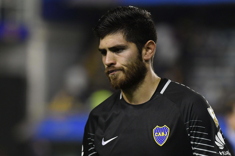 ¡Andá a ver el Mundial y dejá el arco de Boca!: la furia de Mollo con Agustín Rossi