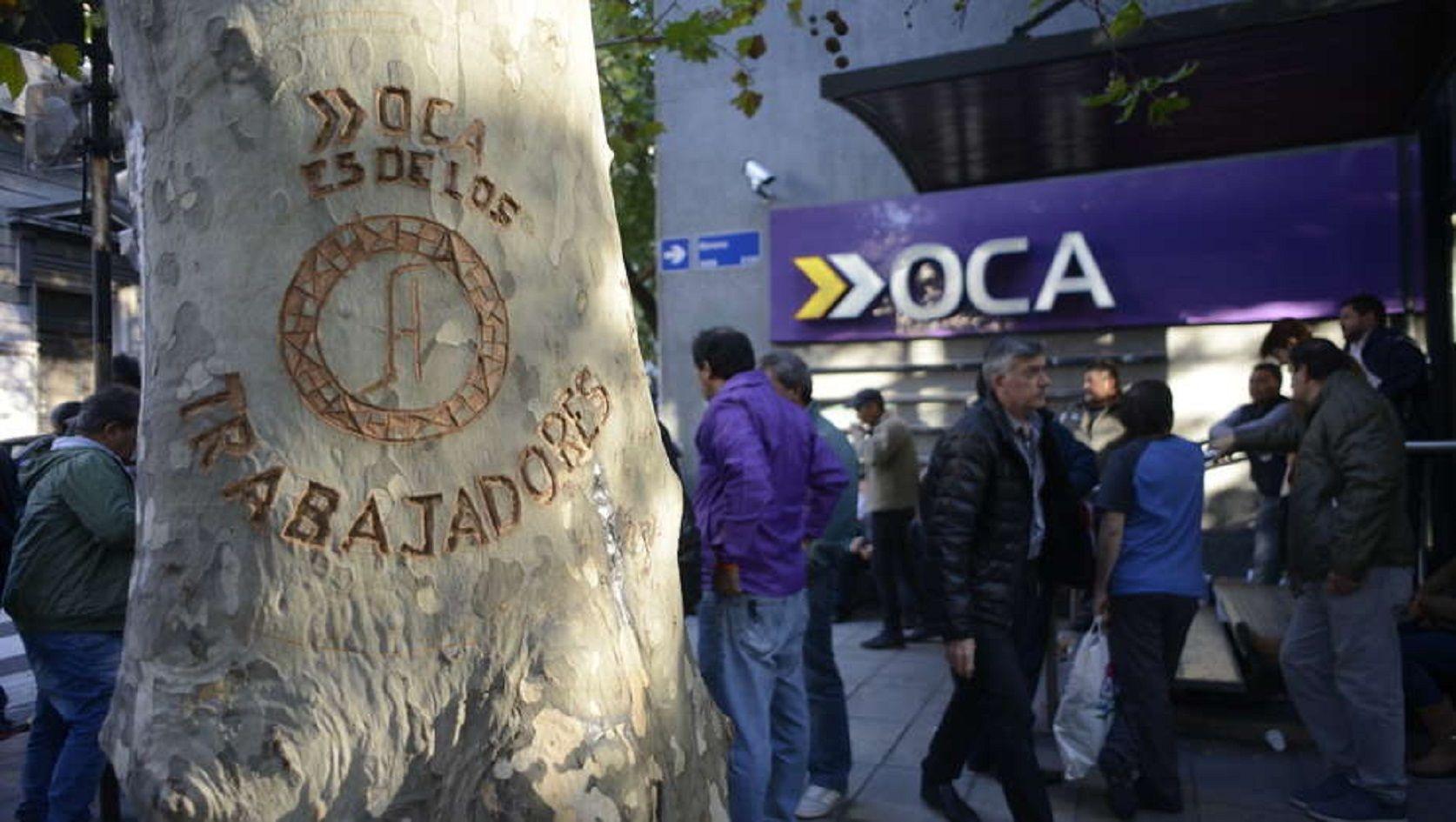 Moyano suspendió el paro y la movilización de camioneros por el conflicto de OCA