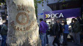 Hugo Moyano suspendió el paro de Camioneros por el conflicto de OCA
