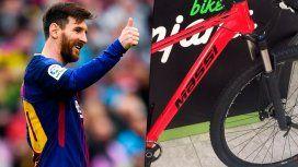 Guerra de marcas: Messi le ganó a Massi y lanzará su propia ropa deportiva