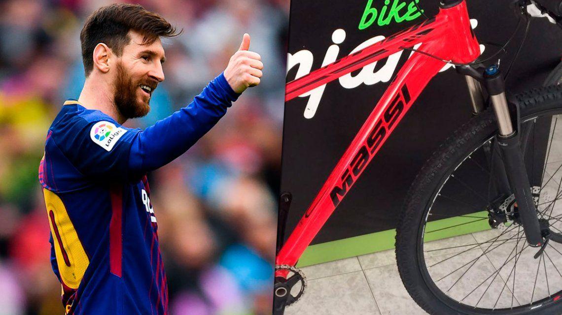Messi le ganó un juicio a la marca Massi y lanzará su propia ropa deportiva