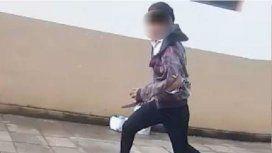 Pánico en un colegio de Corrientes: un chico hirió a dos compañeros con un cuchillo