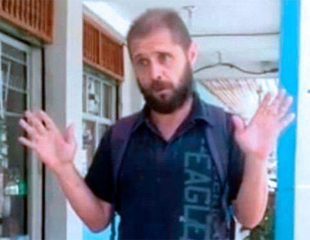 Millen, el acusado de asesinar al argentino