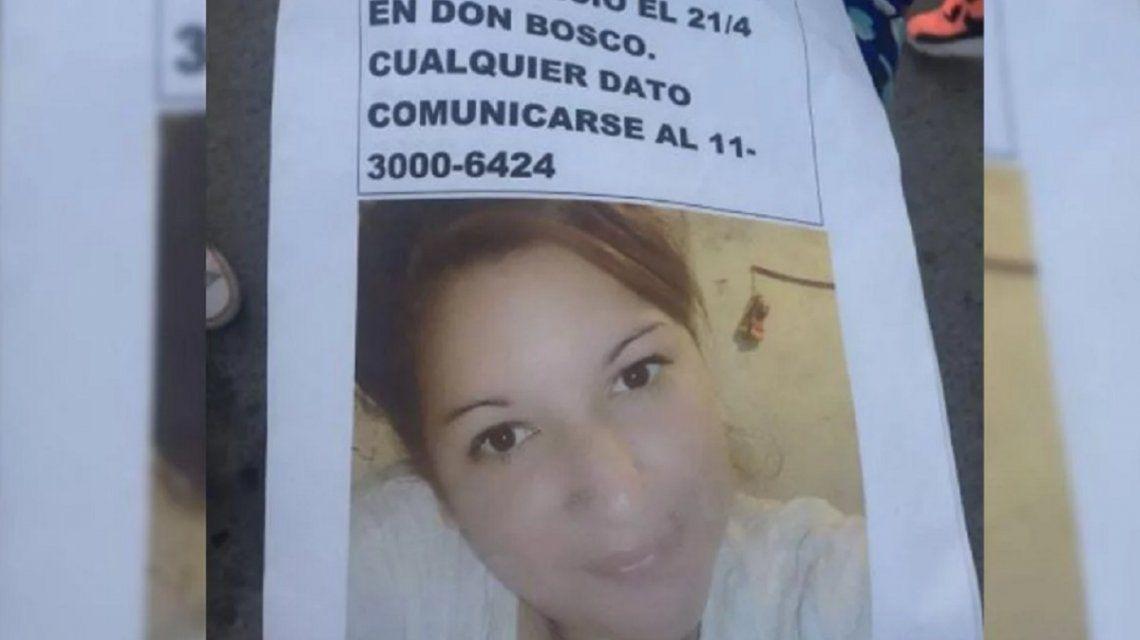 Buscan a una joven embarazada de tres meses que desapareció el sábado