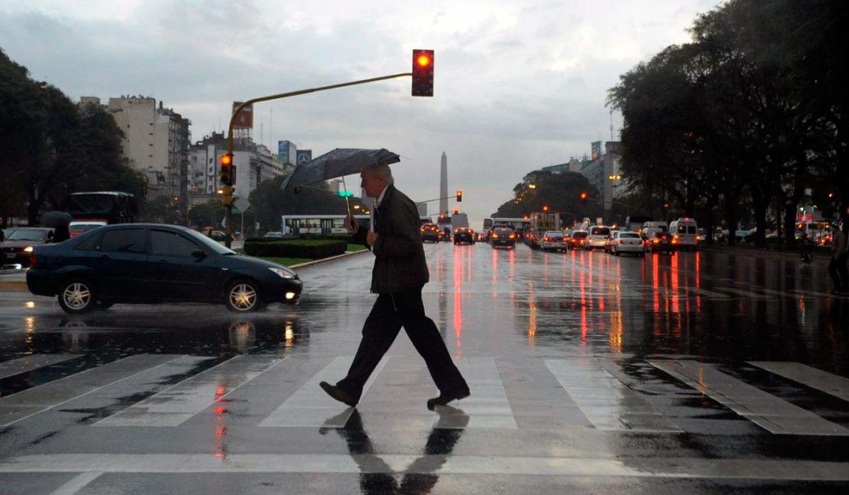 ¿Dejará de llover? Así sigue el fin de semana largo en Capital y Gran Buenos Aires