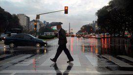 ¿Dejará de llover? Así sigue el finde largo en Capital y Gran Buenos Aires