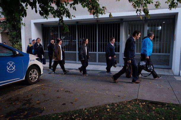 Cuatro abogados detenidos por estafas en Mar del Plata