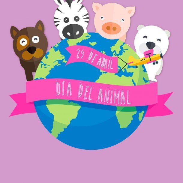 El Día del Animal se celebra en Argentina, pero el amor por las mascotas es universal.<br>