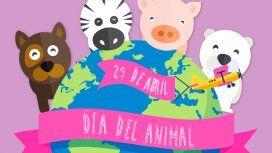 El Día del Animal se celebra en Argentina, pero el amor por las mascotas es universal.