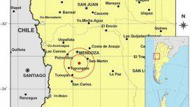 Terremoto en Mendoza - Crédito:inpres.gov.ar