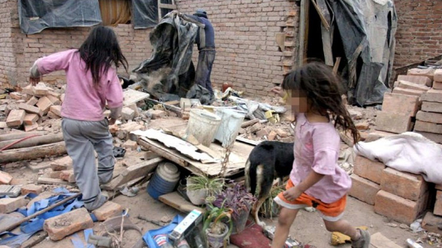 Datos que duelen: uno de cada tres chicos argentinos tiene que alimentarse en comedores infantiles
