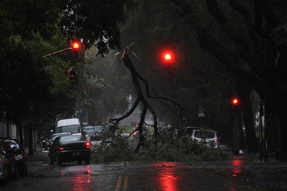 En mayo podrían repetirse las fuertes tormentas