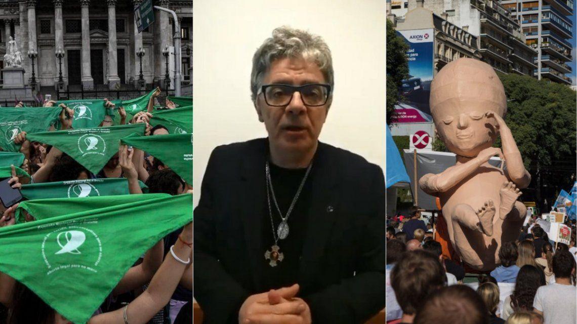 Juanse habló se su postura ante la legalización del aborto