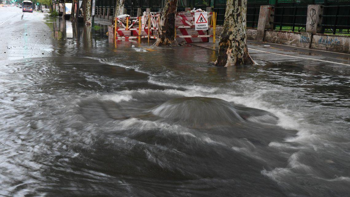 ¿Otro temporal? Alerta por fuertes tormentas en la Ciudad y varias provincias