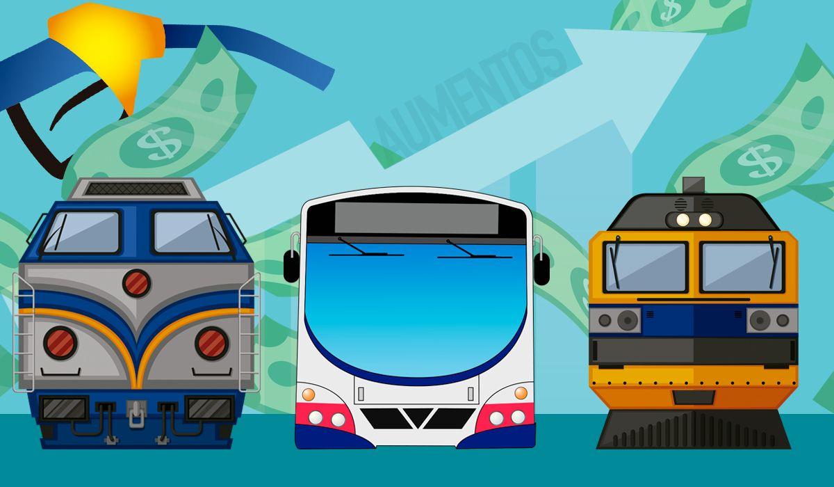 El Gobierno ratificó que subtes, colectivos y trenes volverán a aumentar en junio