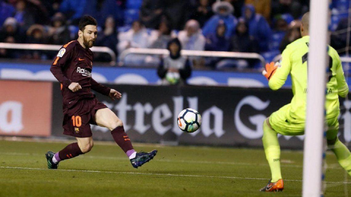 VIDEO: El baile de Messi en el vestuario que se viralizó