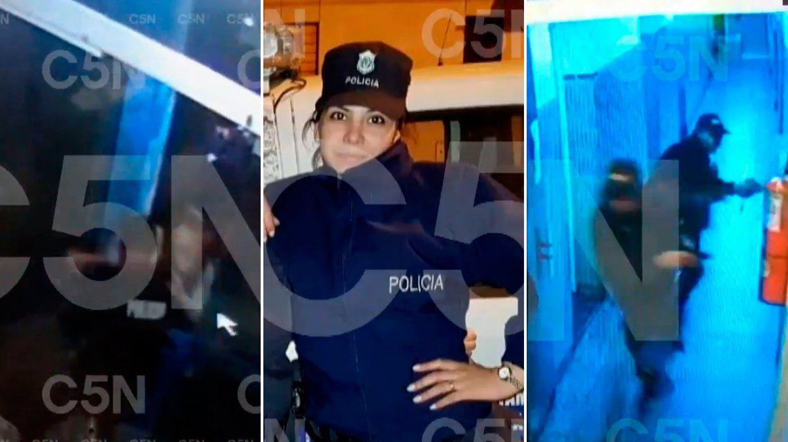 Está grave la policía herida en la comisaría de San Justo: dos de los cuatro atacantes están detenidos