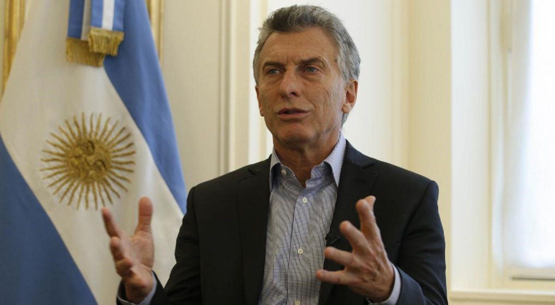 La polémica frase de Macri para justificar el tarifazo: En el sur calefaccionan las veredas con losas radiantes