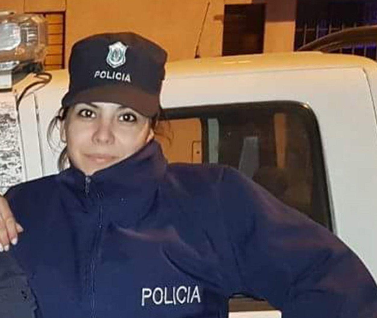 Sargento Rocío Villarreal