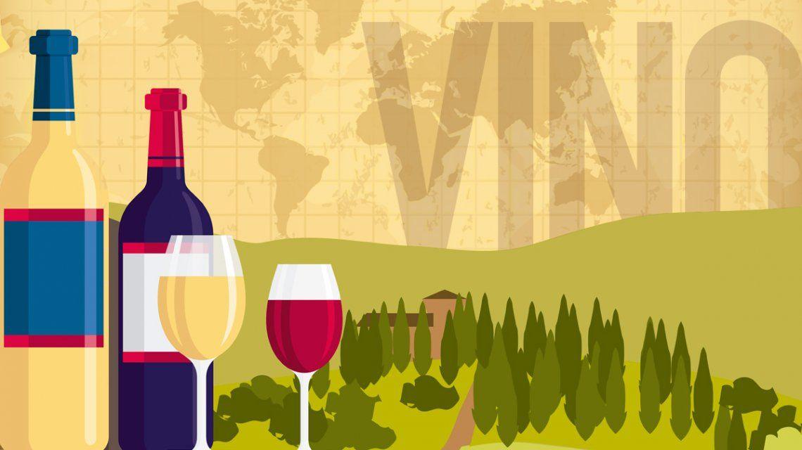 ¿Bebida nacional? Cuánto vino se produce y consume en Argentina y cuánto en el mundo