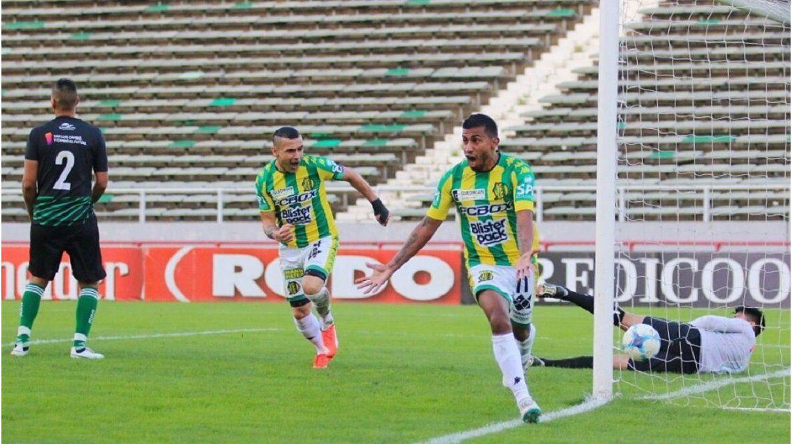Aldosivi ganó y obliga a jugar un desempate a Almagro por el ascenso a la Superliga