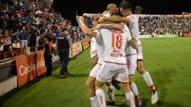 Unión bajó a Talleres de la zona de Libertadores y sacó a River de las copas de 2019