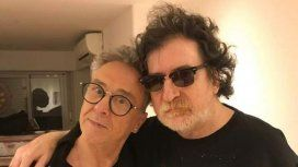 Billy Bond y Charly García