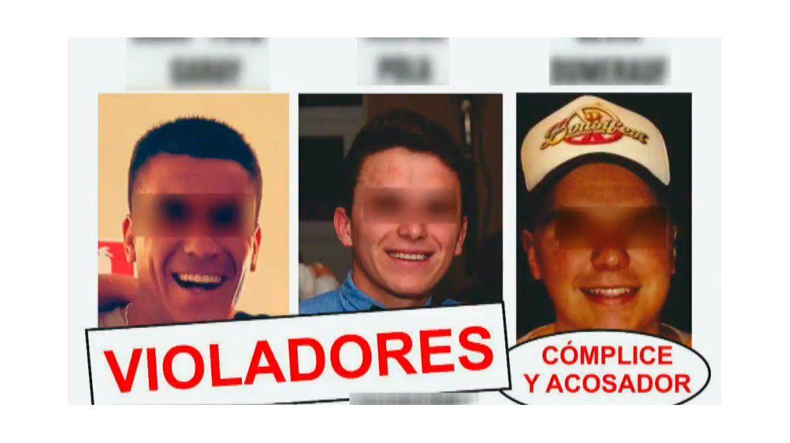 La Manada de Olavarría: violaron de dos chicas a la salida de un boliche