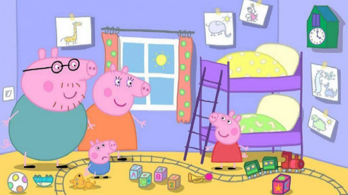 ¿Peppa Pig subversiva? China censuró 30 mil videos del dibujo animado