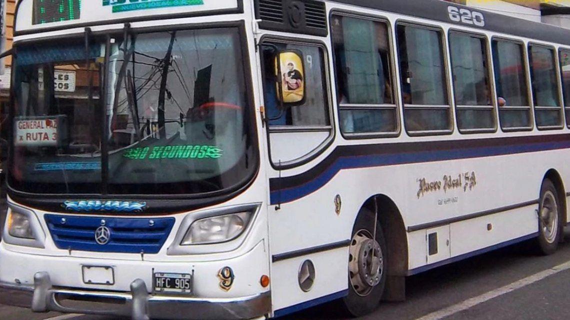 Otro colectivero de la 620 fue atacado en La Matanza