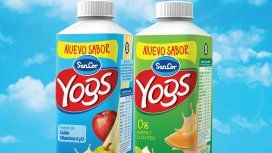 Ordenan retirar del mercado lotes del yogur Sancor Yogs descremado