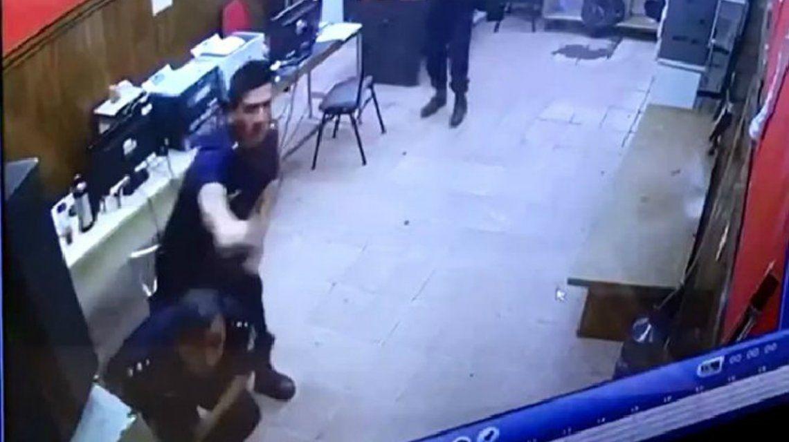 Nuevos audios sobre el ataque a la comisaría de San Justo: Tengo ganas de fiambrear hoy