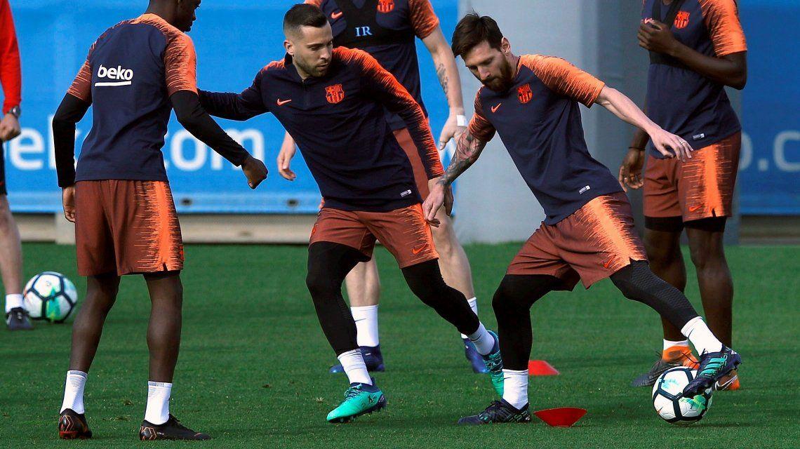 Messi, a lo Messi: el rosarino dejó a todos con la boca abierta con este lujo
