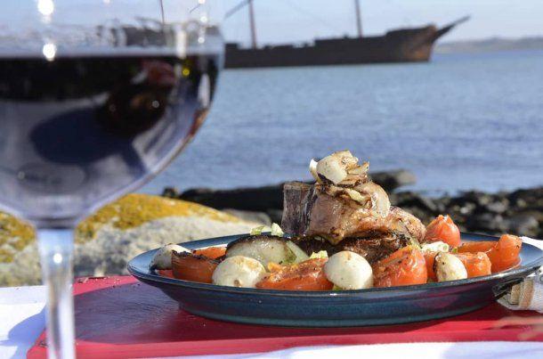 <p>Los sabores de las Malvinas</p>