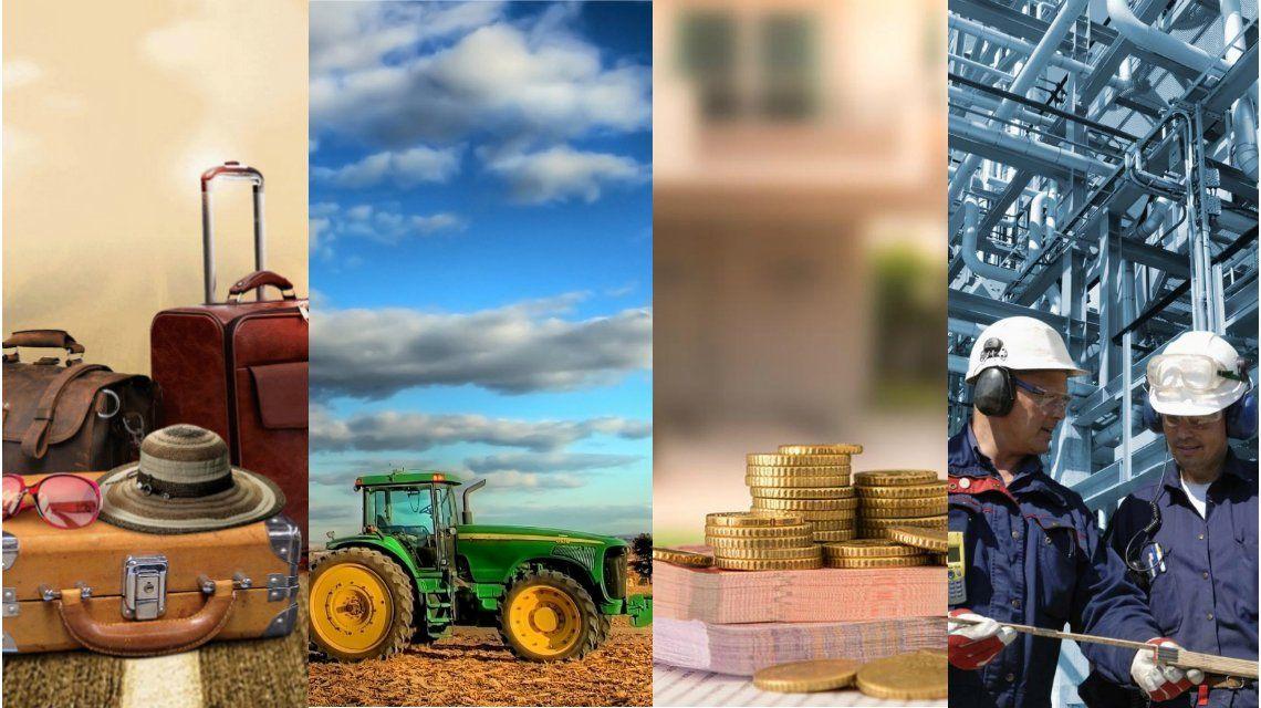 La economía se derrumba: cayó 4,2% en el segundo trimestre