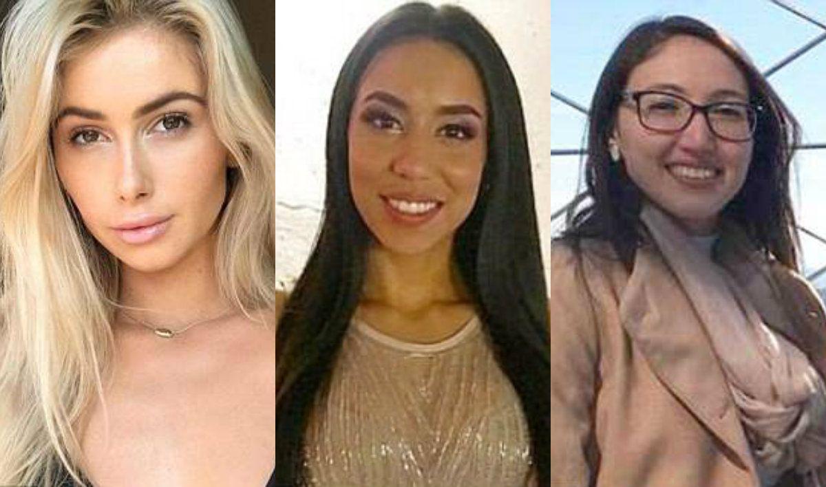 Tres mujeres murieron en el accidente