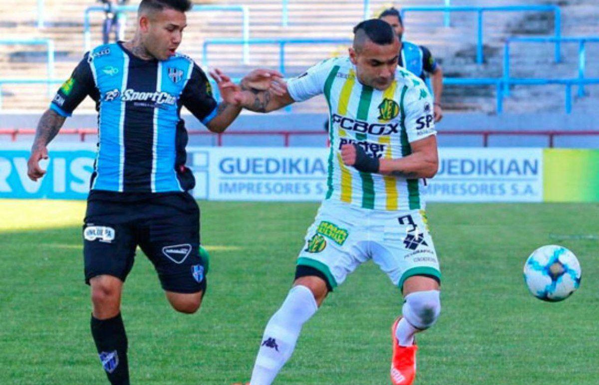 Almagro y Aldosivi definen una plaza en la Superliga que se jugará después del Mundial